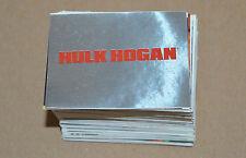 1992 MERLIN WWF Full Complete Set 300 Stickers Hulk Hogan Hit Man Undertaker