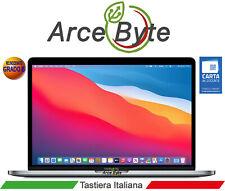 """APPLE MACBOOK PRO 13"""" RETINA 2017 TASTIERA ITALIANA INTEL i5 128SSD 8GB BIG SUR"""