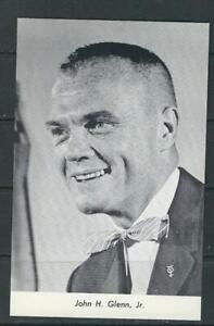 John H. Glenn, JR .  Photo postcard