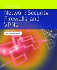 Jones & Bartlett || Network Security, Firewalls And Vpns || 9781284031676 || NEW