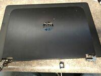 "ns14 Genuine HP Zbook 15 G2 15.6"" LCD Back Cover AM0TJ000100 734296-001 Grade B"