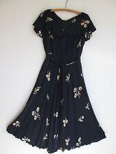 Antique Garden Party Dress
