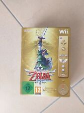 THE LEGEND OF ZELDA SKYWARD SWORD LIMITED EDITION PACK WII WU NINTENDO NUOVO