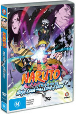 Naruto -The Movie -Ninja Clash In The Land Of Snow(DVD, 2007)-REGION 4-free post