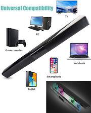 Wireless Sound Bar Speaker System TV Home Theater Soundbar Subwoofer With Remote
