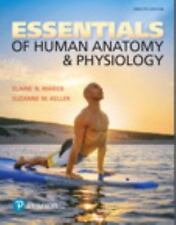 Essentials of Human Anatomy and Physiology by Marieb and Keller 12 edition NEW