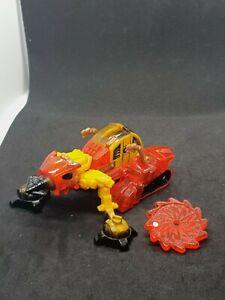 Transformers Beast Machines Deployers Mol Maximals Hasbro 2000