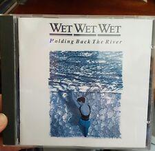 Wet Wet Wet - Holding Back The River -  MUSIC CD - FREE POST