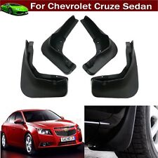 Car Mud Flaps Splash Guards Fender Mud Guards for Chevy Cruze Sedan 2017-2021