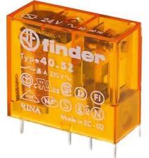 Finder Steck-/Printrelais 40.52.8.230.0001 IP67 Schaltrelais 405282300001