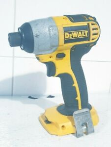 DeWalt DC827 18V Cordless Impact Driver Body Only ( NICD or NIMH ) (NOT LITHIUM)