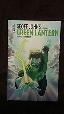Geoff Johns presente GREEN LANTERN (en TBE) - Tome 1