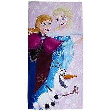 Disney Frozen 'Invierno' Toalla Baño Playa NUEVO