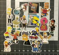 The Simpsons Adult Humor Funny Decal / Sticker Decal Skateboard- Your Choice!7G