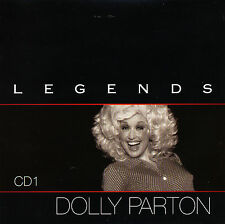 Dolly Parton - Legends - CD1   **NEW CD**