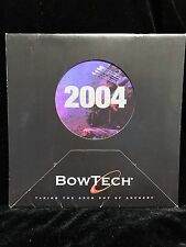 BowTech Taking the Arch out of Archery 2004 Wall CALENDAR Archery Collectible