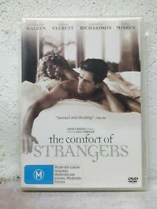 The Comfort Of Strangers DVD Region 4 Helen Mirren, Rupert Everett