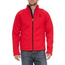 Spyder Polar Steller Full-Zip Jacket Red Size Large NWT $169