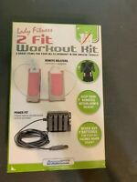 Nintendo Wii Ladies Fitness Workout Kit, Wii Fit, Dream Gear. NEW IN BOX