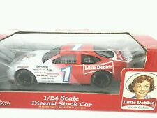 NASCAR Little Debbie 1/24 Scale Diecast Car Racing Champs Collectible Limited Ed