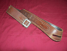 "Left Hand Waist 35"" 39"" .22 Caliber Leather Ammo Western Belt Pistol Gun Rimfire"