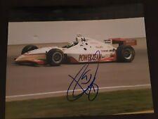 KENNY BRACK SIGNED/AUTOGRAPHED Bx10 PHOTO 1999 INDY 500 WINNER {AJ FOYT RACING}