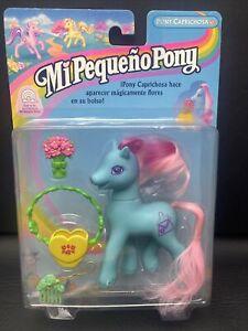 Mi Pequeno Pony MY LITTLE PONY Caprichosa New in Package 1997 Hasbro