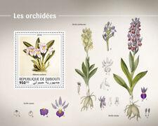 Djibouti 2018 Orchids S201810