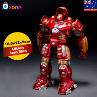 Marvel Avengers Ultron Iron Man Hulk Buster Collection Model Toys Action Figures