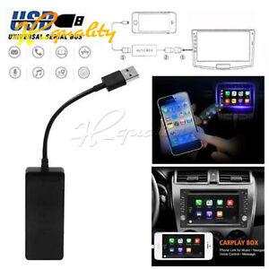Carlinkit USB IOS CarPlay Dongle Adapter For Android Car Navigation Player