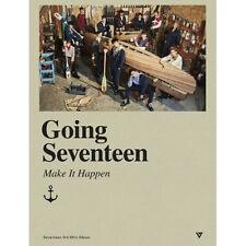 SEVENTEEN-[GOING SEVENTEEN] 3rd Mini Album Ver.2 CD+Foto Buch+Karte+BuchMark+etc