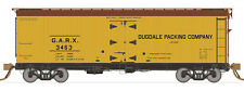 Dugdale Packing Co. Garx 37' Wood Meat Reefer By Rapido Trains Excellent Detail!