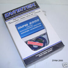 DYNA DDK2-2 2000 DYNATEK KAWASAKI KZ650 KZ750 GPZ 750 TURBO CDI DIGITAL IGNITION
