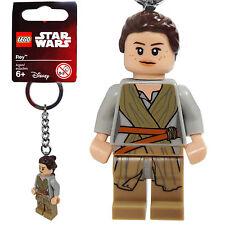 LEGO Star Wars Rey Schlüsselanhänger Figur Erwachen der Macht