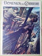 La Domenica del Corriere 20 Settembre 1959 Guerra Fredda Razzo Luna Riento Lunik
