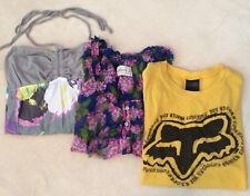 *Women's Clothing Lot Size XS X-Small Fox Abercrombie O'Neill*