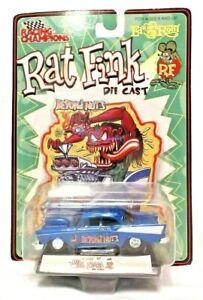 RARE 1989 ED BIG DADDY ROTH RAT FINK BEYOND NUT DIE CAST CAR #7600, 1:64 SC MIB