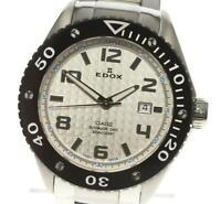 EDOX Class-1 80079-3-AIN2 black Dial Automatic Men's Watch_541292
