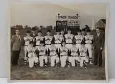 Hagerstown Md Baseball BYRON'S Williamsport HALFWAY LITTLE LEAGUE Baseball PHOTO