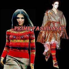 Alexander McQueen Multicolor Sweater & Over the Knee Socks Set