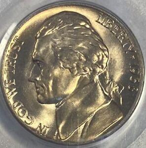 1938-D 5c Jefferson Nickel PCGS MS66 Lustrous Gem!