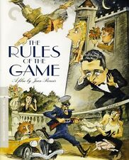 Rules of the Game [Criterion Collection] (2011, Blu-ray NEUF)