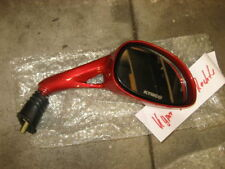 Manubri, manopole e leve rosso Kymco per moto