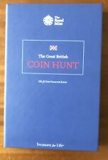More details for old £1 coins, full album with 26 uncirculated coins including 2016  last coin.