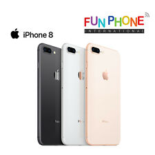 Apple iPhone 8 64GB / 256GB - Unlocked Smartphone Choose Color/Size