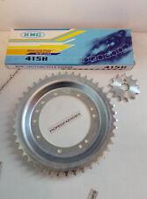 Puch Maxi N S Kettensatz 13 Z Ritzel  zu 43 D94 Kettenrad mit Kette