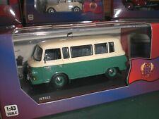 IXO / IST Models 025 - Barkas B1000 Minibus 1965 bicolor - 1:43 Made in China