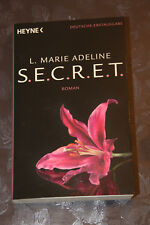 L. Marie Adeline: S.E.C.R.E.T. (Liebe/Lust)