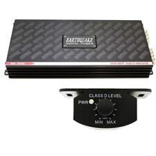 Earthquake Sound Mini D2500 2nd Gen Mono Block Class D 2500 Watts Car Amplifier