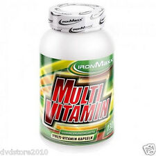 VITAMINA IRONMAXX MULTI-VITAMIN 130 CAPSULE 4260196291873